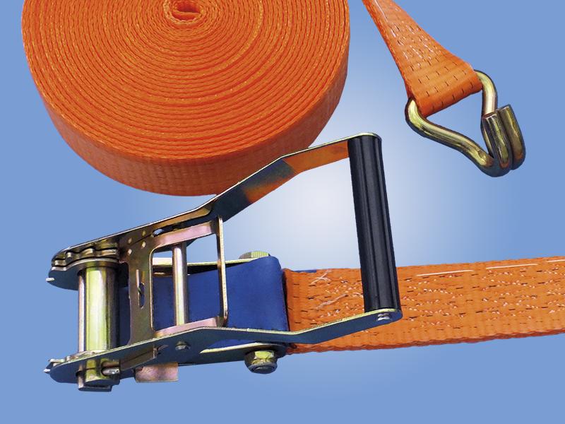 Popruhy šířky 50 mm: 5000 daN s hrotovým hákem