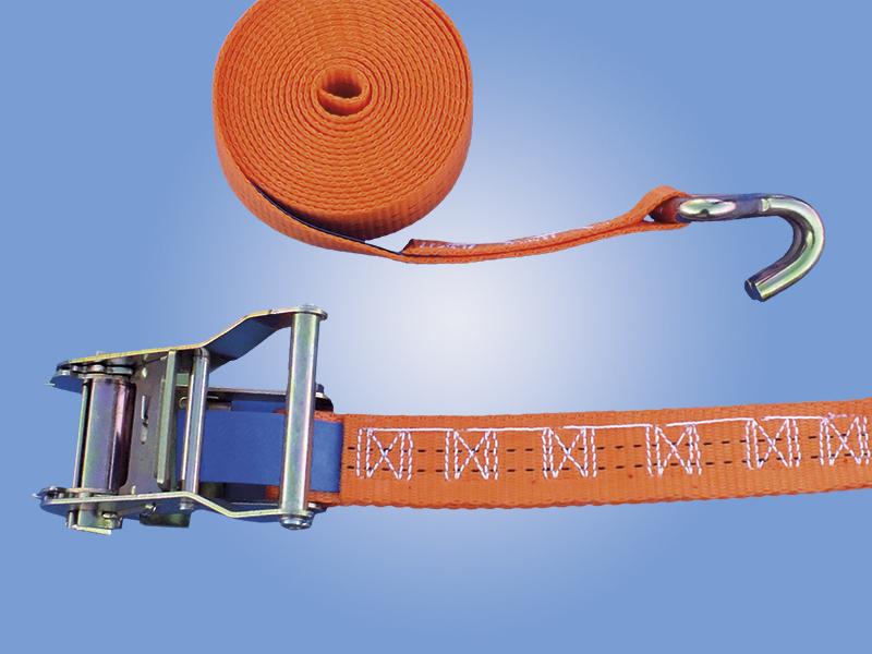 Popruhy šířky 35 mm: 2000 daN s hrotovým hákem