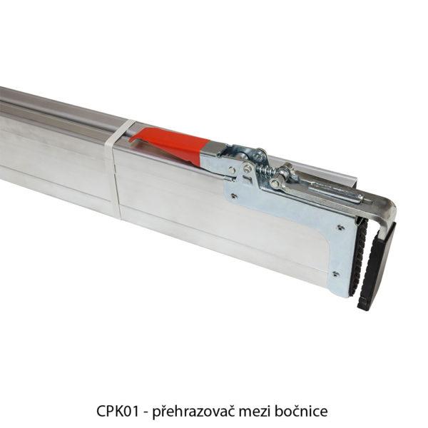 Falkgroup CPK01 přehrazovač mezi bočnice